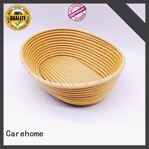 Carehome basin rattan bread basket with high quality for sale