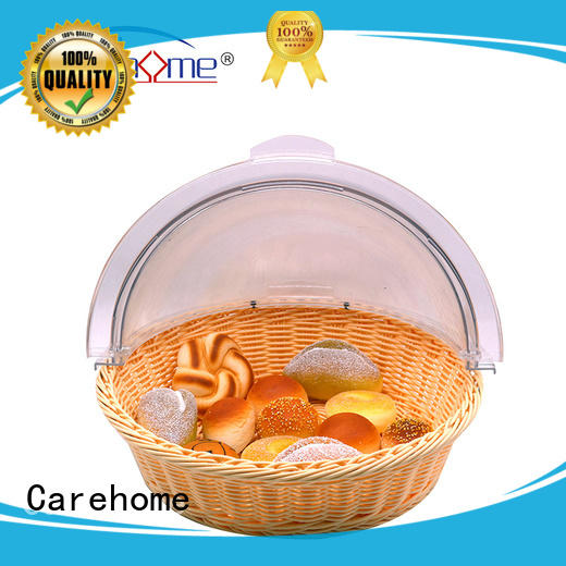 Carehome plastic wooden bread basket wholesale for sale