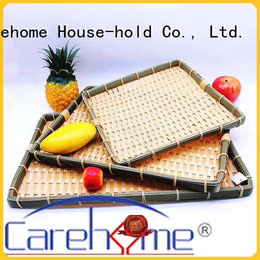 Carehome suitable Bamboo Basket for shop