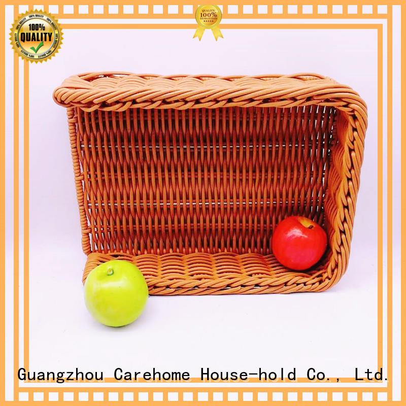 moistureproof woven bread baskets manufacturer for market Carehome