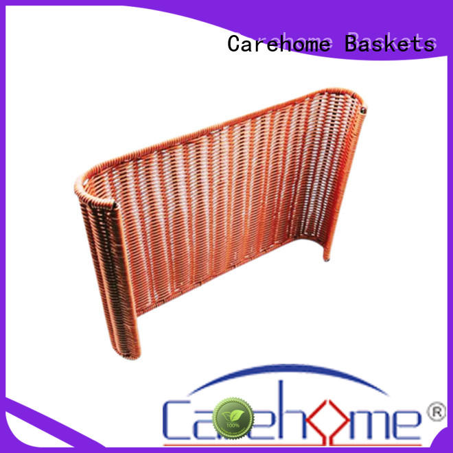 Carehome foldable restaurant basket weaving for shop