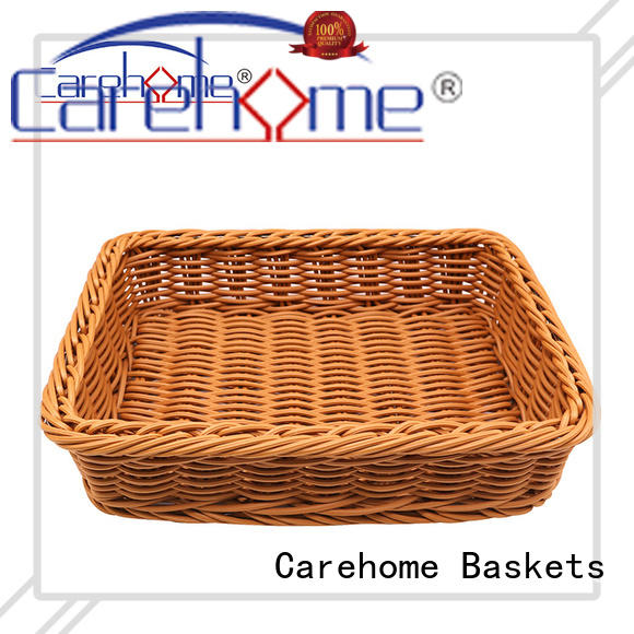 moth proof wicker basket storage supplier for shop