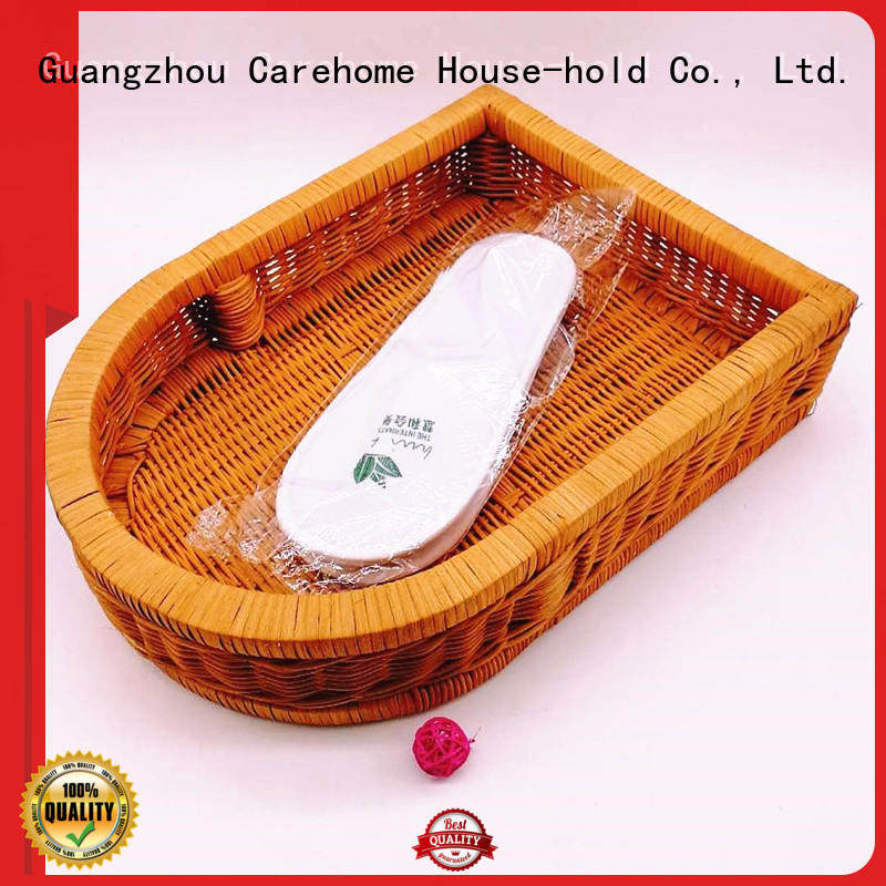 durable wicker cube baskets manufacturer for family Carehome
