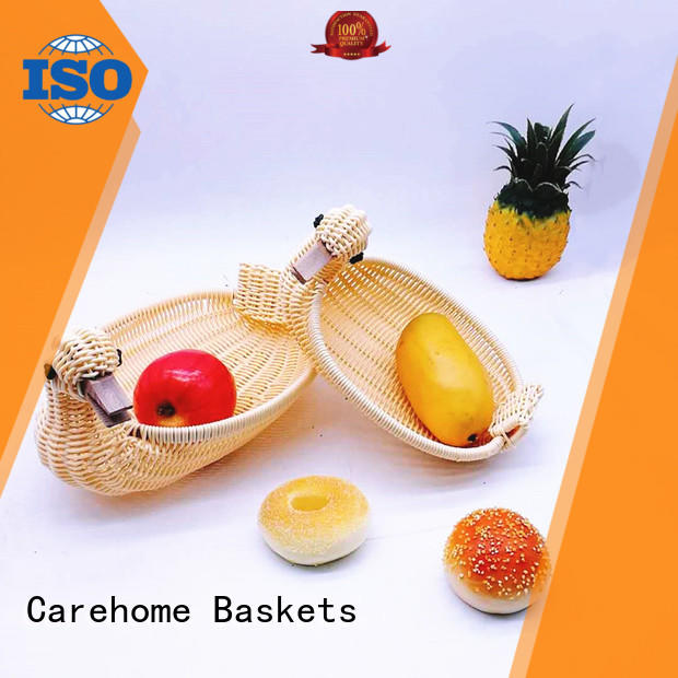 Carehome decorative craft gift basket manufacturer for market