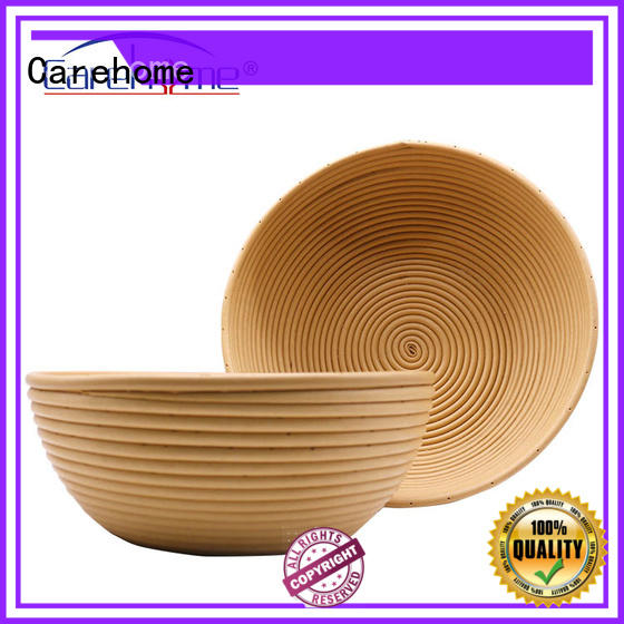 Carehome any wicker bread basket wholesale for family