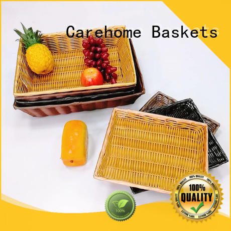 Carehome bakery display baskets manufacturer for sale