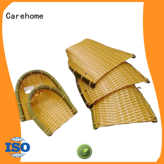 Carehome washable Bamboo Basket easy to clean for sale