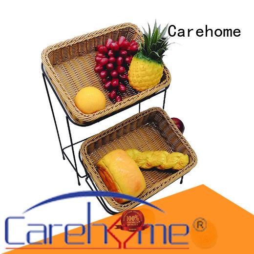 Carehome food plastic bread basket manufacturer for sale