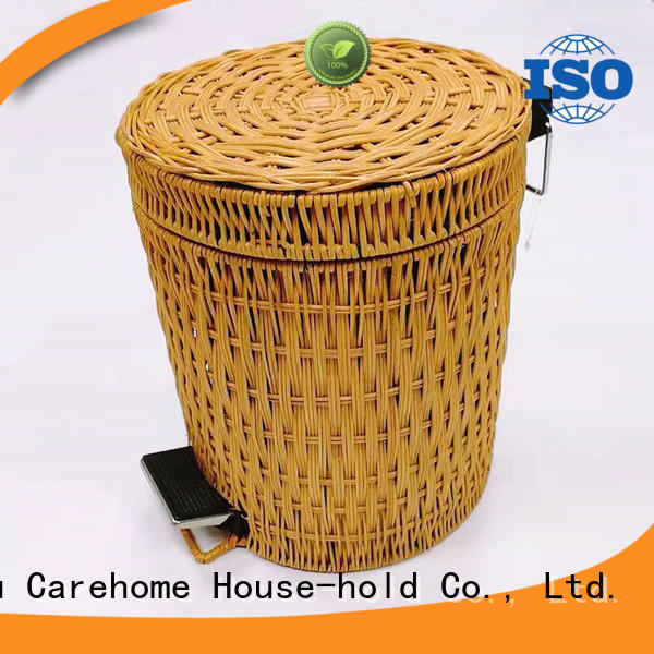 Carehome durable wicker gift baskets supplier for supermarket