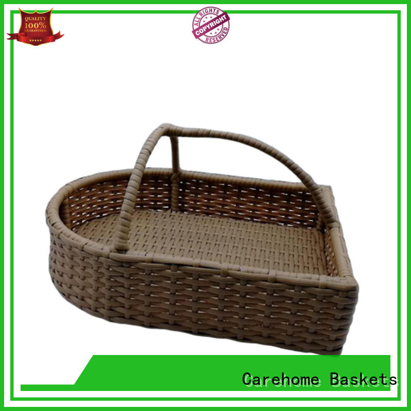 Carehome mothproof hotel basket manufacturer for family