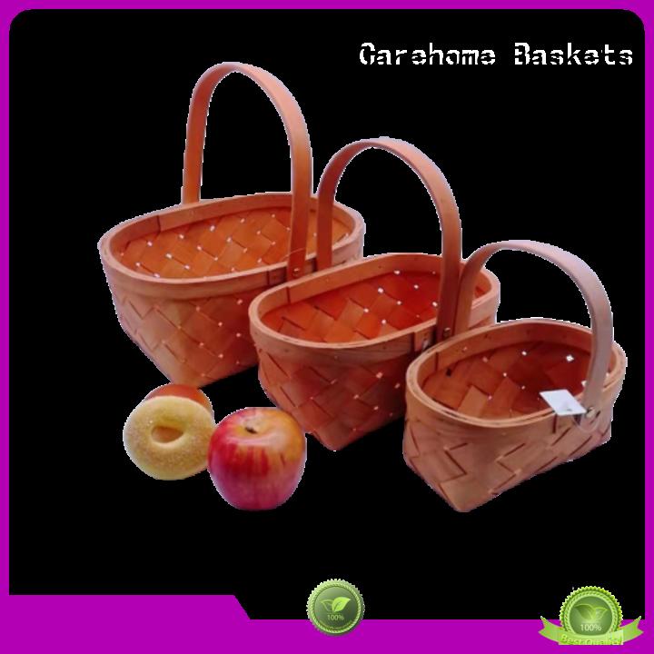 Carehome washable craft gift basket supplier for shop