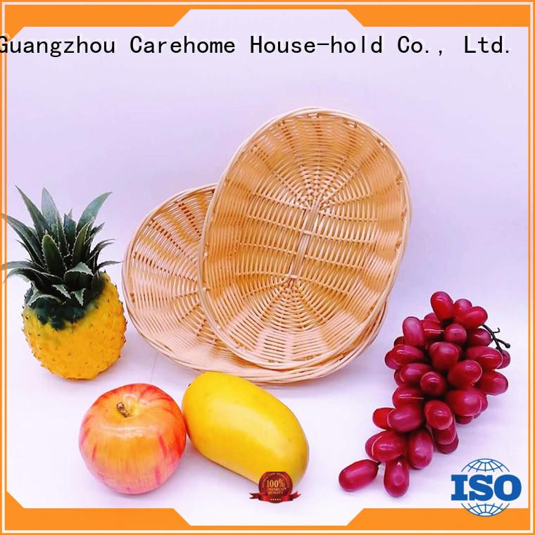 bamboo restaurant basket supplier for market