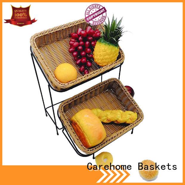 pp french bread basket manufacturer for supermarket Carehome