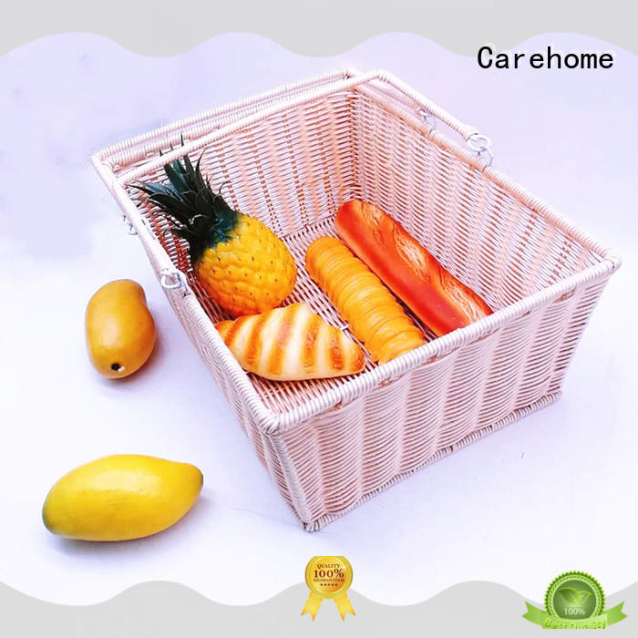 Carehome washable wicker gift baskets supplier for sale