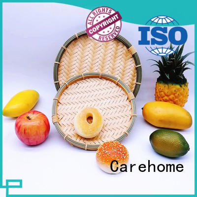 Carehome washable Bamboo Basket with high quality for family