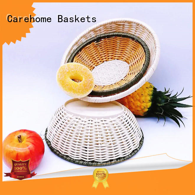 Carehome graceful Bamboo Basket on sale for market