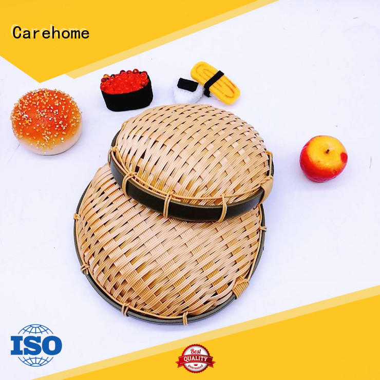 Carehome basket Bamboo Basket on sale for sale