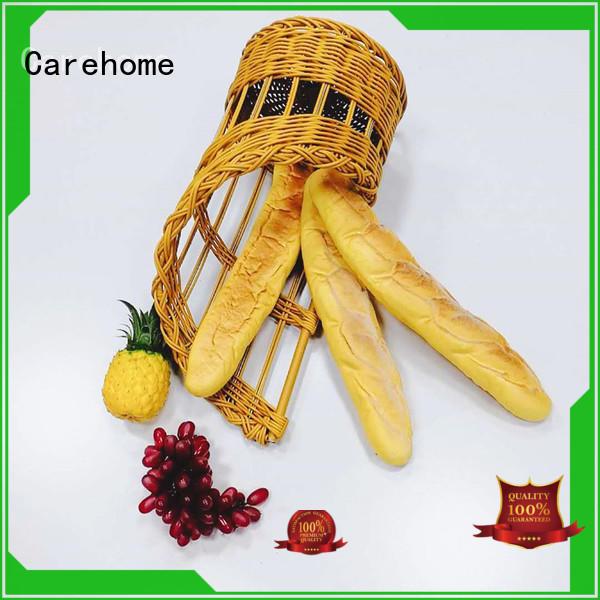 Carehome gracefulplastic rattan bread basket supplier for shop