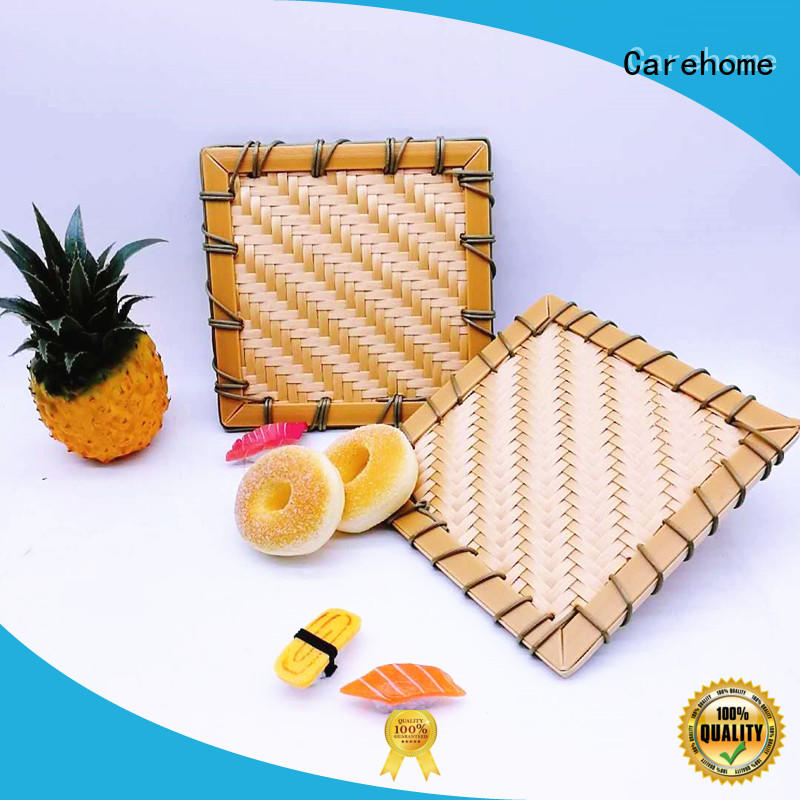 Bamboo Basket handicraft for market Carehome
