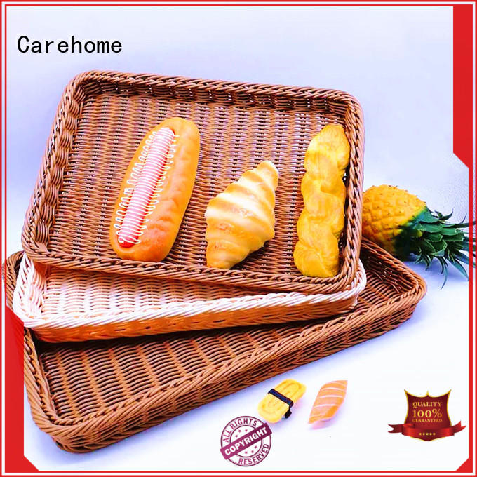 Carehome handle bakers basket wholesale for supermarket