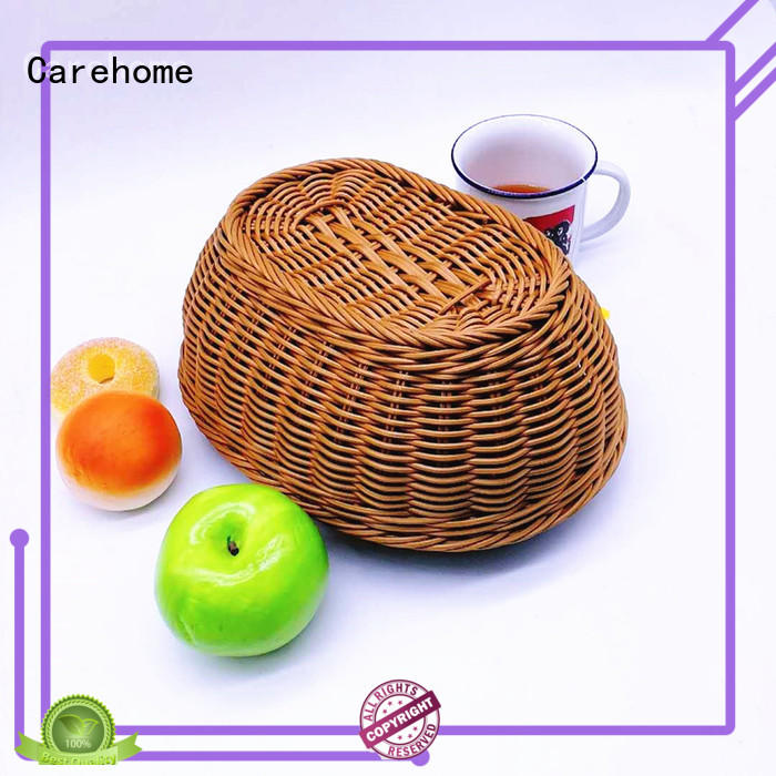 bamboo wicker baskets kitchen plastic with certificates for supermarket