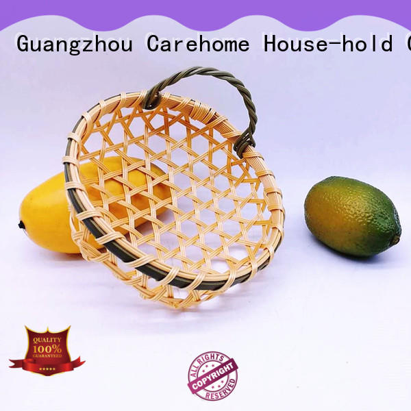 Carehome ecofriendly Bamboo Basket on sale for market