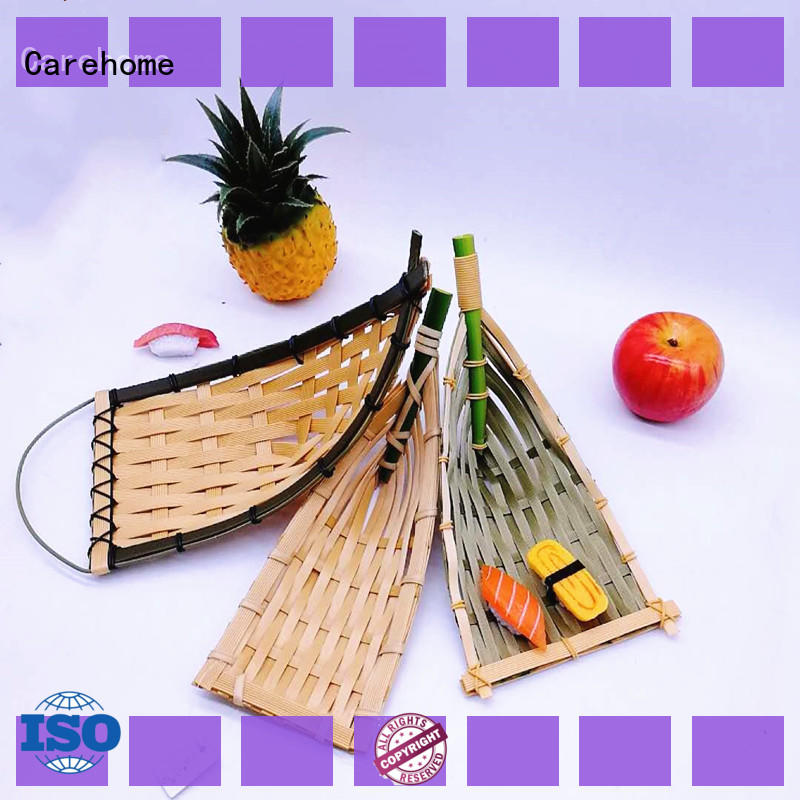 Carehome artistically Bamboo Basket for market