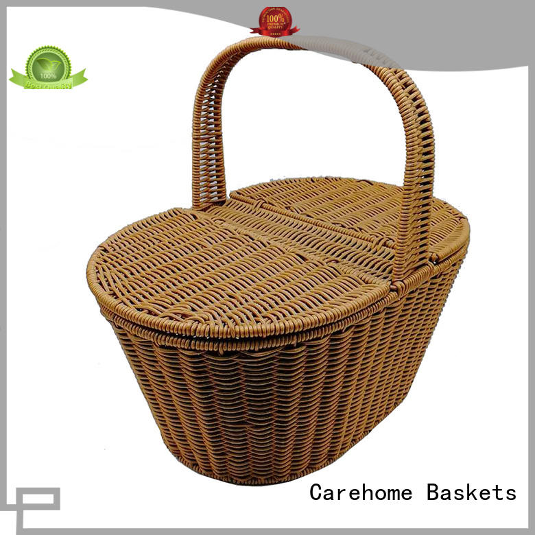 Carehome plastic bakery display baskets wholesale for shop