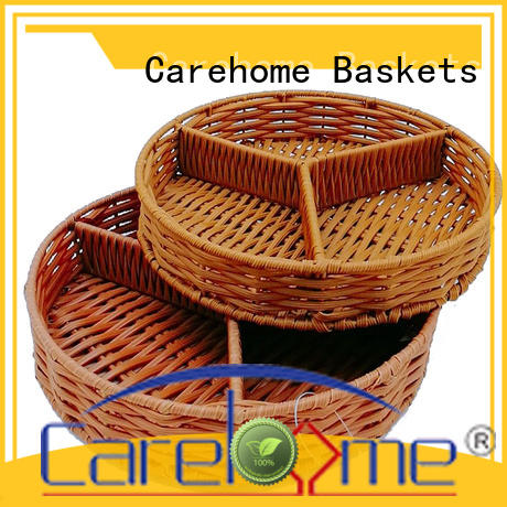 Carehome non-toxic storage baskets manufacturer for market