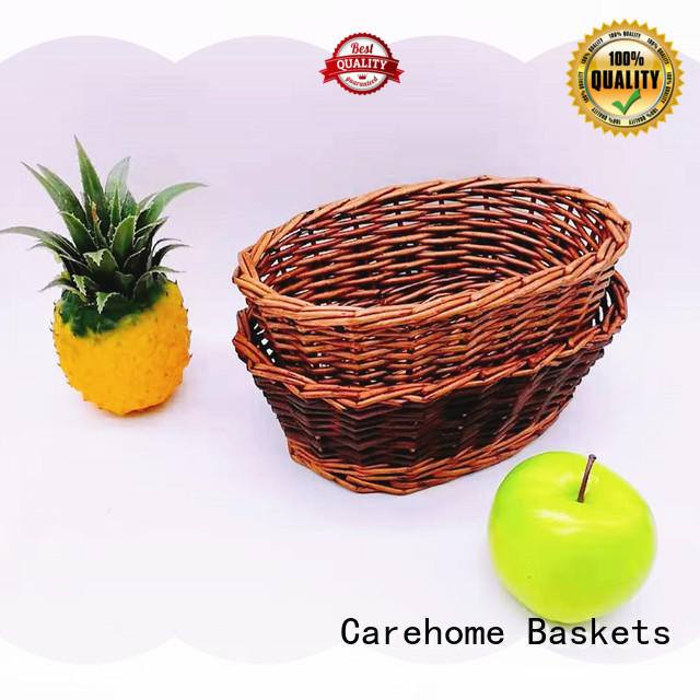 washable wicker gift baskets decorative manufacturer for family