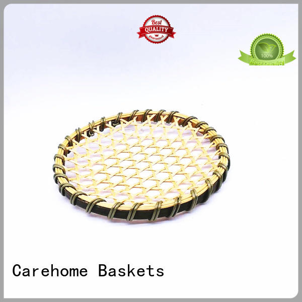tray bamboo basket online for supermarket Carehome