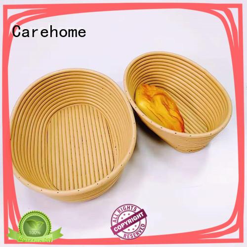 High quality handicraft oval PP banneton basket plastic proofing basket