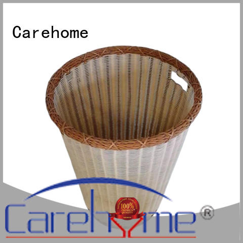 Carehome durable wicker shelf basket shoes for sale
