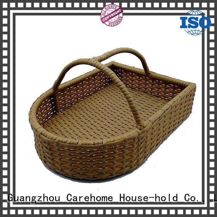 Carehome bl1040 laundry basket supplier for supermarket