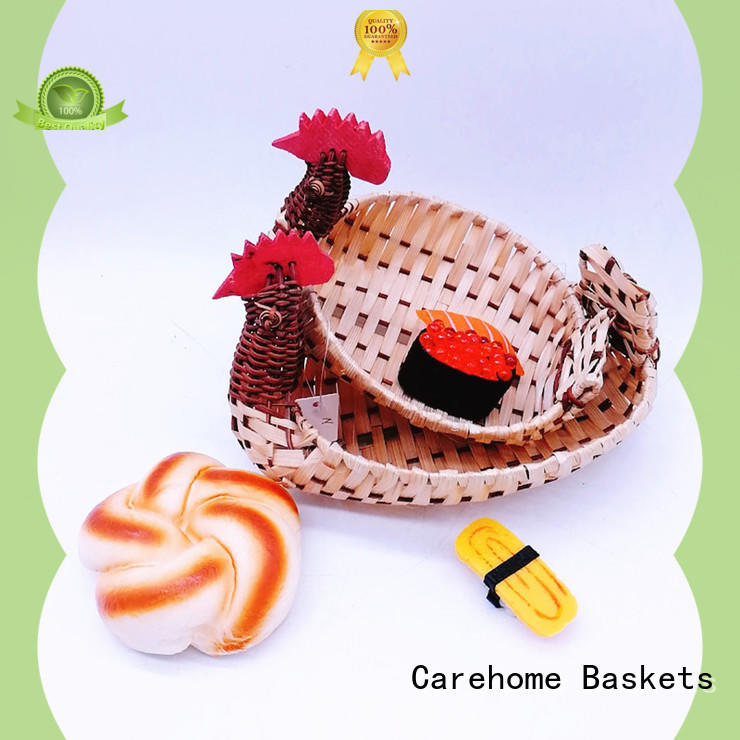 wicker gift baskets rounded for shop Carehome