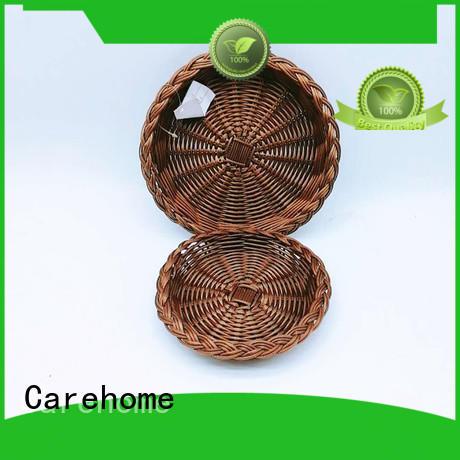 Carehome durable storage baskets manufacturer for supermarket