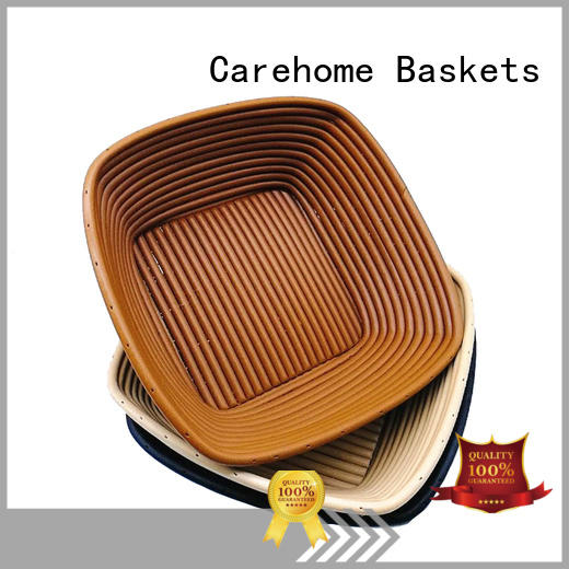 Carehome convinence bamboo bread basket with high quality for market