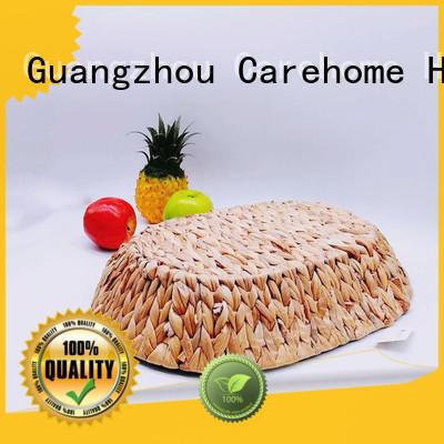 design wicker storage basket woven for supermarket Carehome