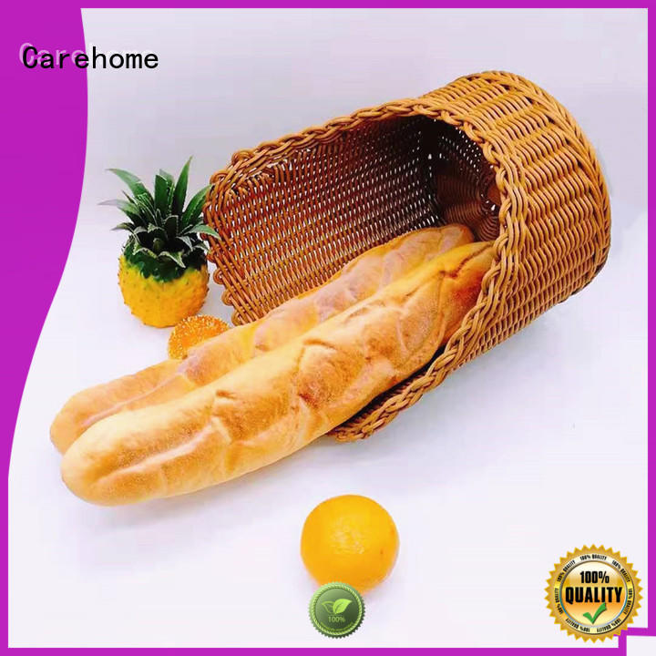 Carehome pc bread basket wholesale for market