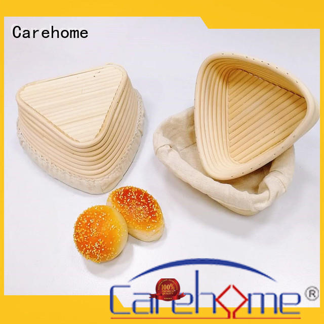 Carehome microwave safety wooden bread basket wholesale for market