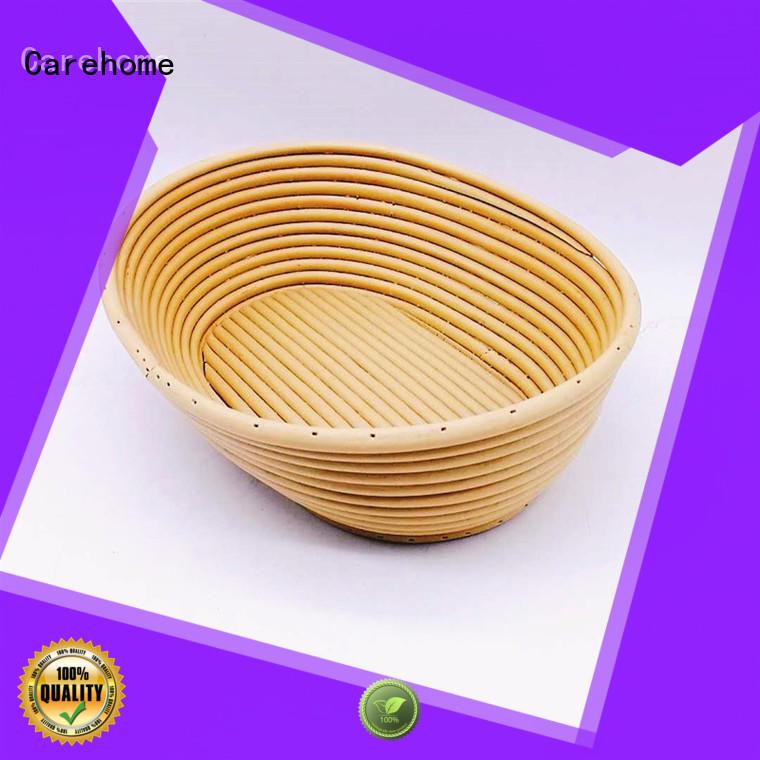 foldable wicker storage baskets for shelves dough supplier for supermarket