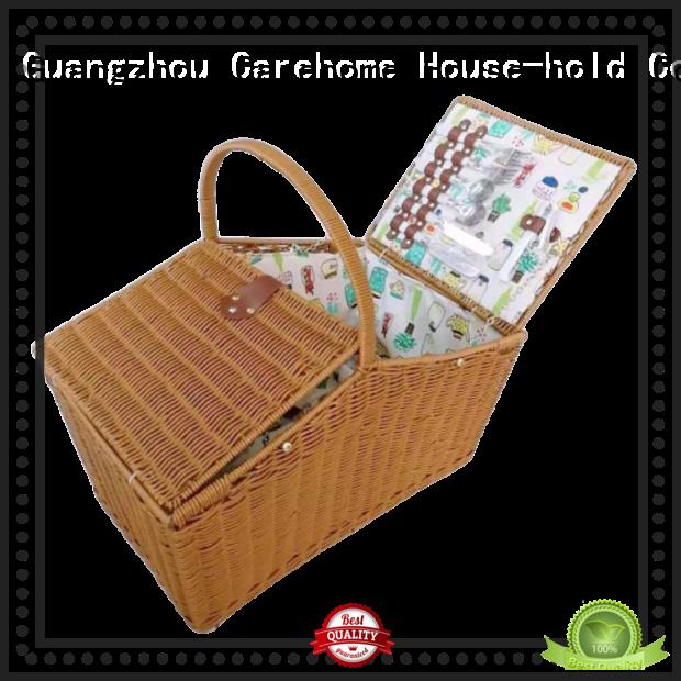 Carehome material Hamper baskets manufacturer for sale