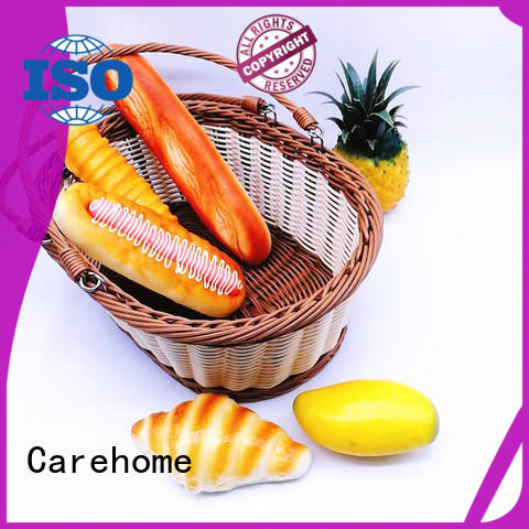 Carehome washable wicker gift baskets wholesale for market