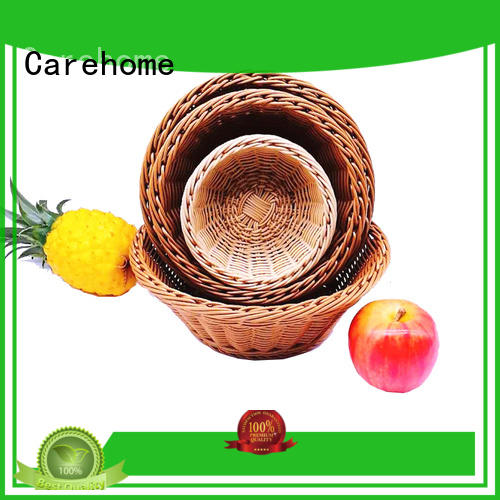 Carehome fork storage baskets supplier for family