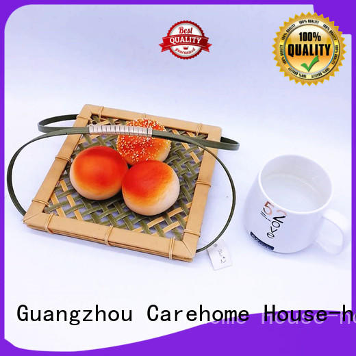 Carehome bakery Bamboo Basket for market