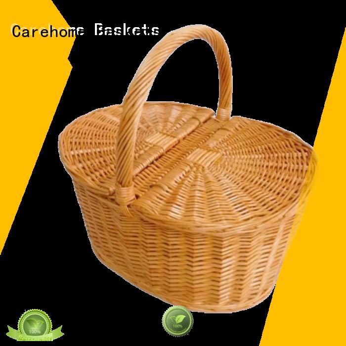 Carehome high quality gift hamper basket manufacturer for sale