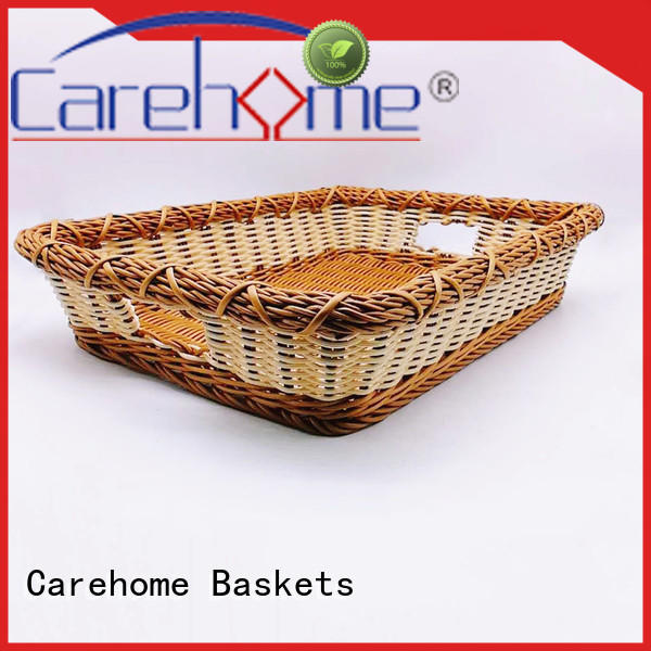 Carehome mothproof handle basket supplier for family