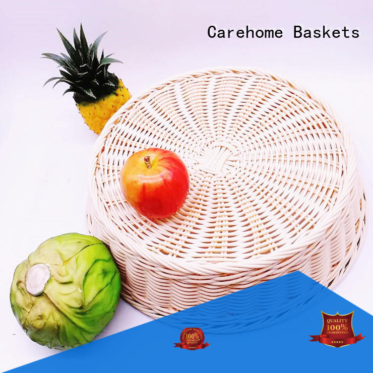 non-toxic round wicker baskets microwave safety for family