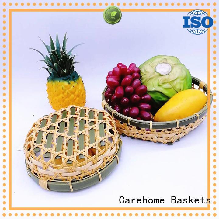 multifunctional Bamboo Basket multifunctional ecofriendly for supermarket
