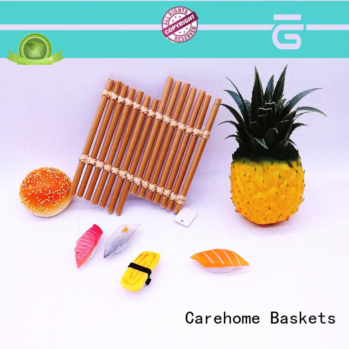 Carehome online Bamboo Basket artistically for family